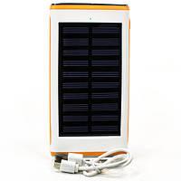 Внешний аккумулятор Water Cube (Оранжевый) от солнечных батарей павер банк usb юсб внешнее зарядное устройство