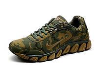 Кроссовки хаки Nike, мужские, р. 41 43 44 45, фото 1