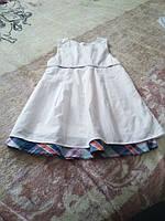 Нарядное летнее платье (сарафан) Gant для Принцесс
