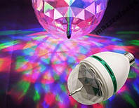 Диско лампа Декоративный светильник 3w
