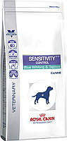 Royal Canin sensitivity control dog 14кг-диета для собак при пищевой аллергии или пищевой непереносимости