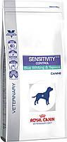 Royal Canin sensitivity control dog 1,5кг-диета для собак при пищевой аллергии или пищевой непереносимости