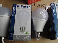 Мощная LED лампа 12w FERON LB-712