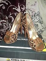 Стильные эксклюзивные туфли Eva Rossi