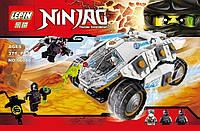 "Конструктор Ninja 06040 ( аналог Lego Ninjago 70588) ""Титановый вездеход"" - Нинзяго"