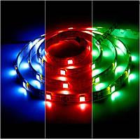 Светодиодная лента RGB 5м. 12v FeronLS606 14.4w/м.