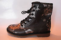Детские осенние ботиночки для девочки ( Размеры 31-35 )