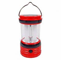 Кемпинговый аккумуляторный фонарь Yajia YT 821, туристический фонарь лампа