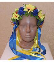 """Украинский национальный венок на голову   """"Karnaval"""" LZ-1408"""""""