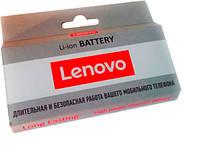 АКБ Аккумуляторная батарея оригинал для Lenovo A60, A65, A356, A368, A370E, A376, A390T, A500 (BL171)1500 mAh