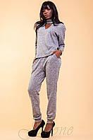 Женский  костюм из ангоры  Флора меланж  42-48 размеры Jadone