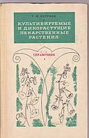 Г.Н.Котуков Культивируемые и дикорастущие лекарственные растения