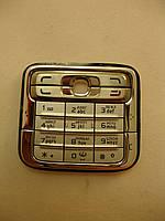 КЛАВИАТУРА NOKIA N73 (Silver) OR