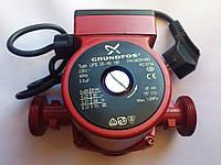 Насос циркуляционный Grundfos UPS 25-60-180 вал керамика + кабель