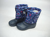 Зимние сапоги - дутики  для девочки  28-36 р