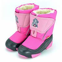 Обувь детская зимняя Демар Doggy Размер:20-29