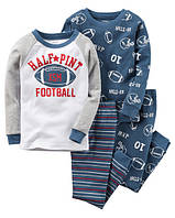 Хлопковая пижама на мальчика (набор)
