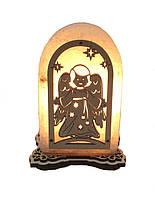 "Соляной светильник ""Арка ангел"""
