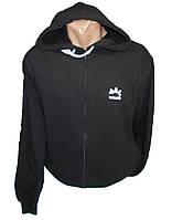 Кофта мужская спортивная на флисе с капюшоном Adidas