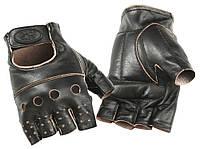 Мотоперчатки River Road Buster Vintage без пальцев (M)