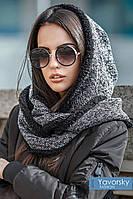 Женский модный капор-хомут (3 цвета)