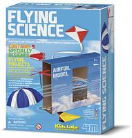 Набор для опытов 4М Детская лаборатория Летающие объекты (00-03292)
