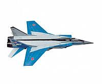 Картонная модель Самолет Истребитель-перехватчик МИГ-31/184 УмБум