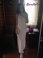 Свободное женское платье без рукавов t-51031946