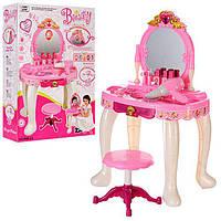 Детское трюмо и стульчик (008-23)