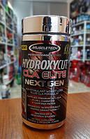 Жиросжигатели MuscleTech Hydroxycut CLA Elite Next Gen 100 softgels