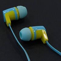 Наушники AIYALE A37 (Синий) вакуумные для планшета самсунга айфона 3,5 samsung iphone