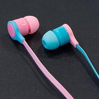 Наушники AIYALE A35 (Розовый) вакуумные для самсунга айфона 3,5 iphone samsung