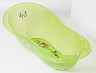 Детская ванночка AQUA AQ-004 86 см градусник зеленый