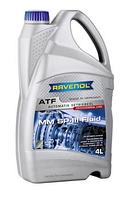 Масло трансмис. RAVENOL ATF MM SP-III Fluid, 4 л