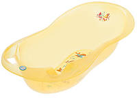 Детская ванночка Aqua Lux AQ-005 желтая