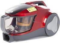 Пылесос без мешка LG VC42202YHTR управление на ручке, турбо щетка, 2000/380 Вт, красный.