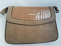 Вместительная сумочка на плечо 0625