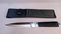 Нож специальный Каратель качественный сбалансированный метательный ножик