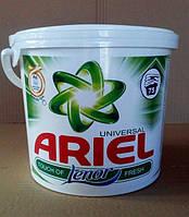 Порошок Ariel & Lenor 6 кг универсальный (ведро)