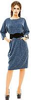 Платье женское ангора пояс, фото 1