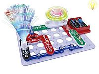 Электронный конструктор. Детские развивающие игрушки. Конструктор 108, электронный. Новинка!