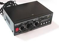 Усилитель (ресивер) UKC SN-777BT c Bluetooth, MP3/SD/USB/AUX/FM 12v / 220v