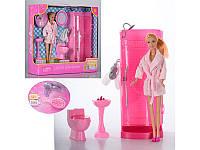 "Кукла ""Defa Lusy"" с душевой кабинкой 8215"