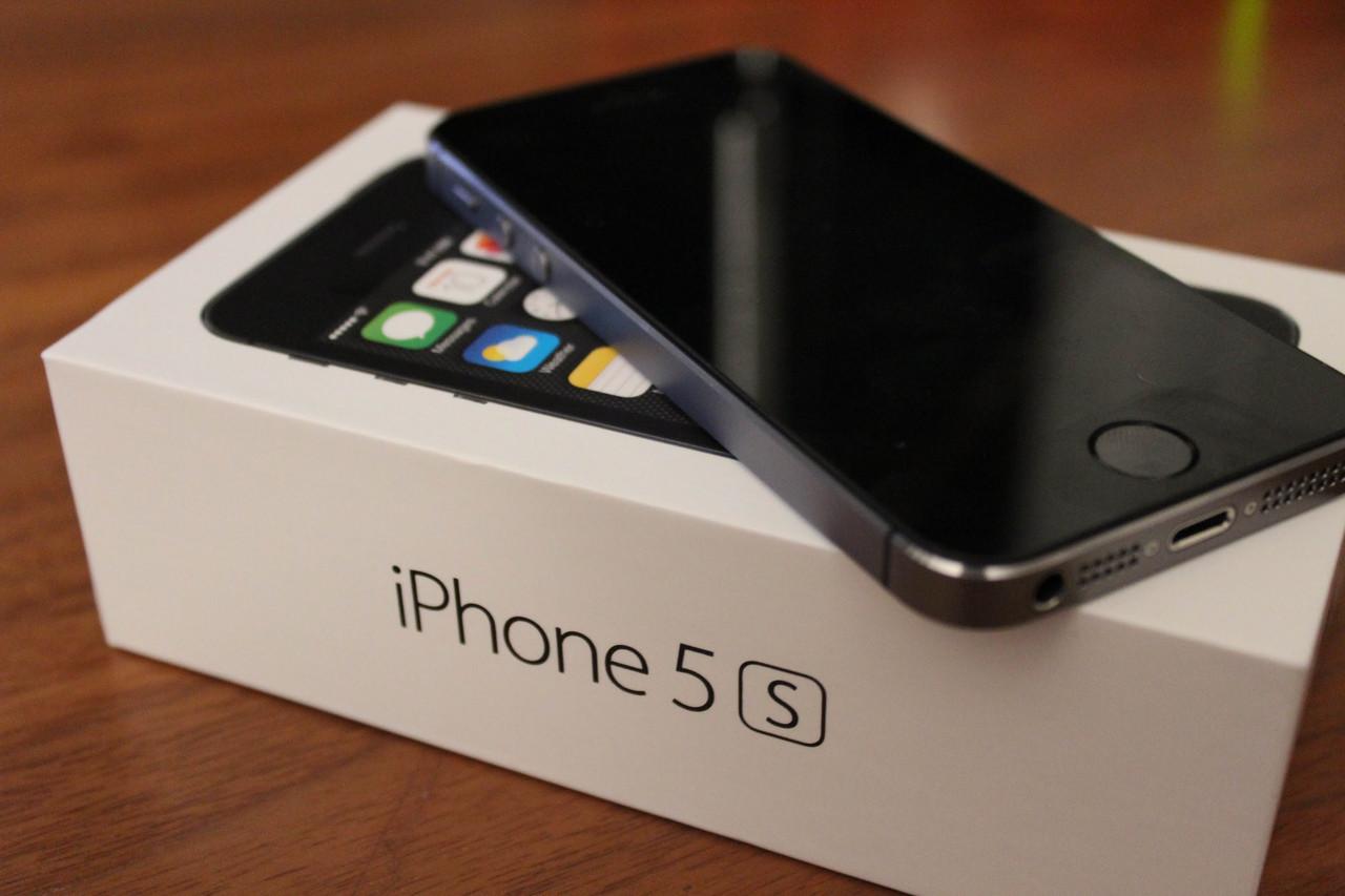 Оригинальный  IPhone 5s 16 32 64ГБ Space Gray White Gold