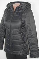 Женская куртка демисезонная приталенная