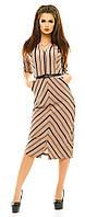 Платье женское  в полоску, фото 1