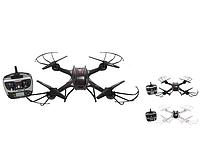 Квадрокоптер на радиоуправлении S3C-1 с видеокамерой. Игрушки р/у. Квадрокоптеры.