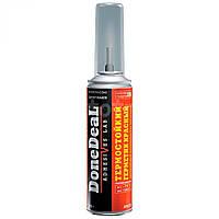 Термостойкий герметик красный силиконовый формирователь прокладок DD6728 DoneDeal 205 г.