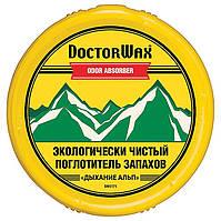 """Поглотитель запаха Doctor Wax DW5171 """"Дыхание Альп"""" 227 гр. 24шт"""