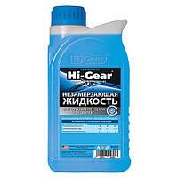 Незамерзающая жидкость для омывателя стекла -80°C Hi-Gear HG5648 1 л.
